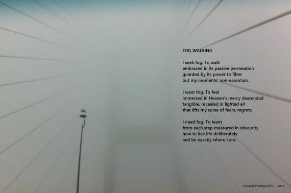 Fog Walking